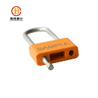 anti-lost plastic metal padlock seals