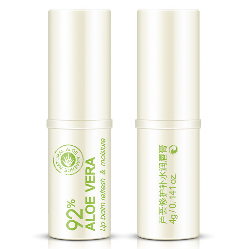 92% Aloe Vera Lip Balm Moisture & Refresh Lips