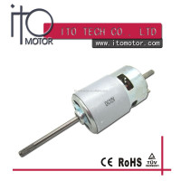 12V/18V/24V/36V 42mm Electric Micro DC Ship Model Motor