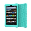 Full cover soft silicone gel case for Amazon fire HD 8 2018 rubber skin