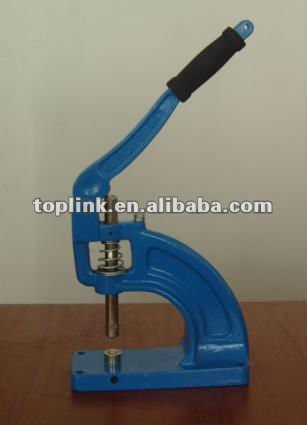 Grommet Machine OEM! Manual eyelet press Punching machine grommet machine