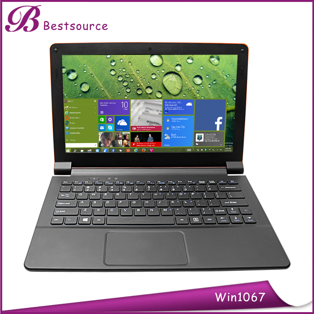 low price mini laptop 11.6 inch official Win10 licence computer