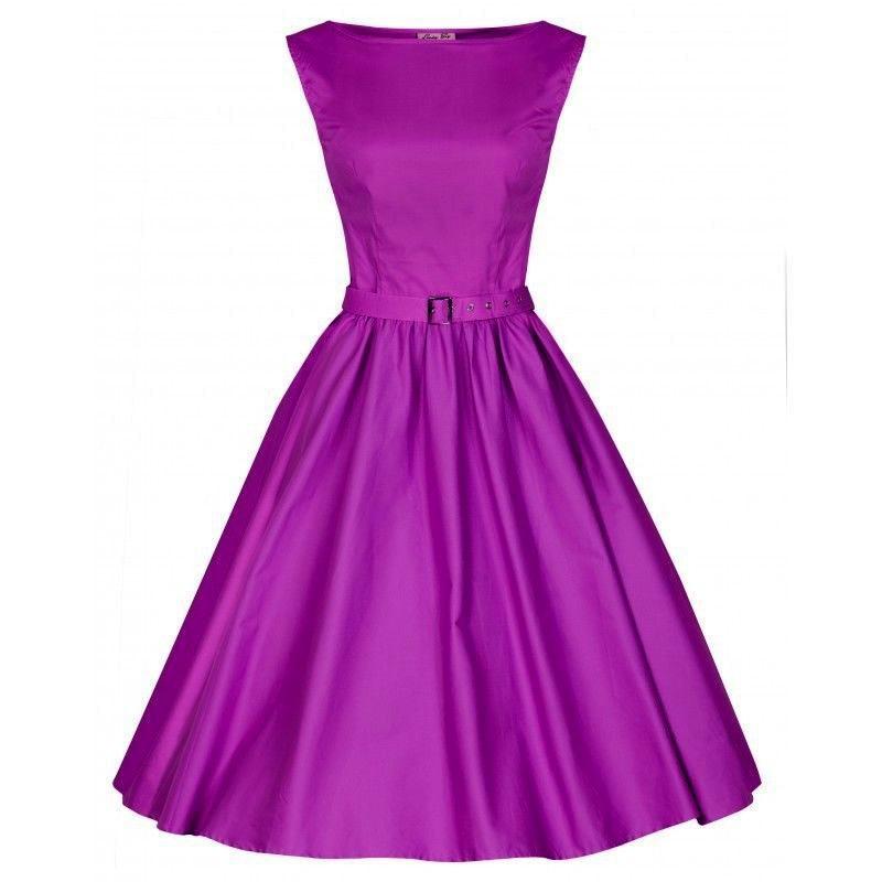 Cheap Purple 50s Dress, find Purple 50s Dress deals on line at ...