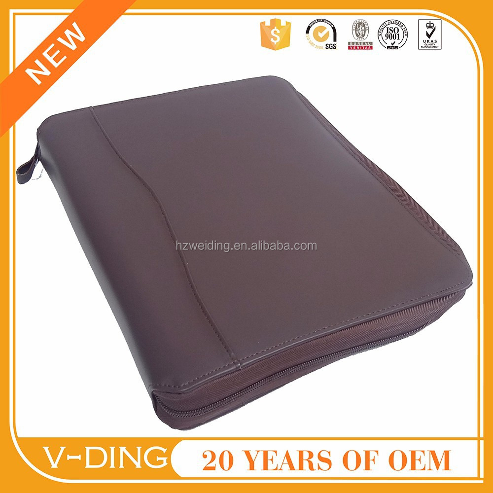 VDING latest Chinese manufacturers of office supplies metal clip file folder a4 clear plastic sliding bar file folder