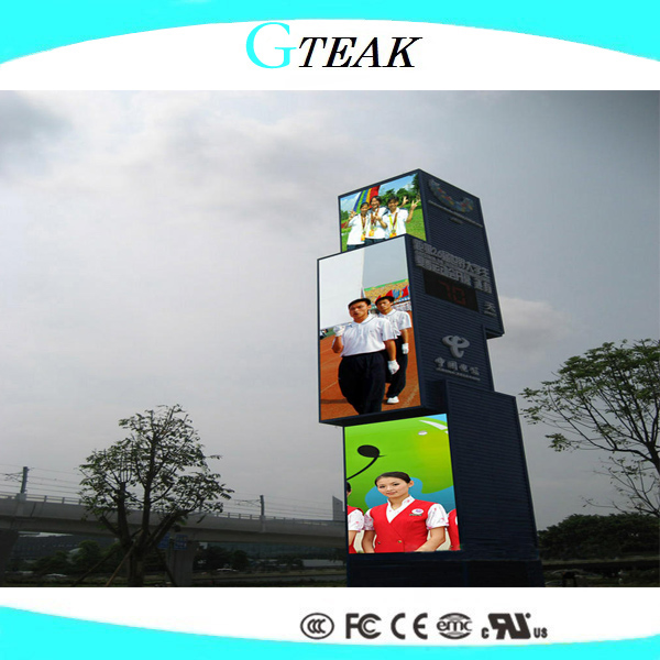 digital commercial led display for advertising video board