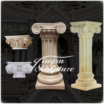 Decorative Pillars For Homes kitchen islands with pillars kitchens with columns design ideas pictures remodel and High Quality Marble Pillars For Home Decoration
