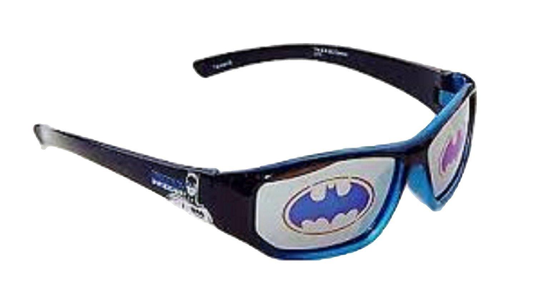 5af6f05ac2 Batman the Dark Knight Rises Black Blue Kids Sunglasses(100% Uv Protection)