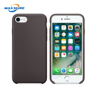 Maxshine Shockproof For Iphone Case 8,Soft For Apple For Iphone 6 7 Xs Xr Max Silicone Case