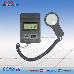 Intelligent Digital light lux meter LX-101