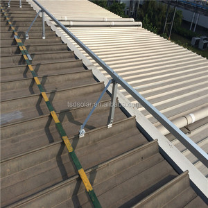 steel solar mounting system and pv solar tile roof mount with high value pannel solar mounting
