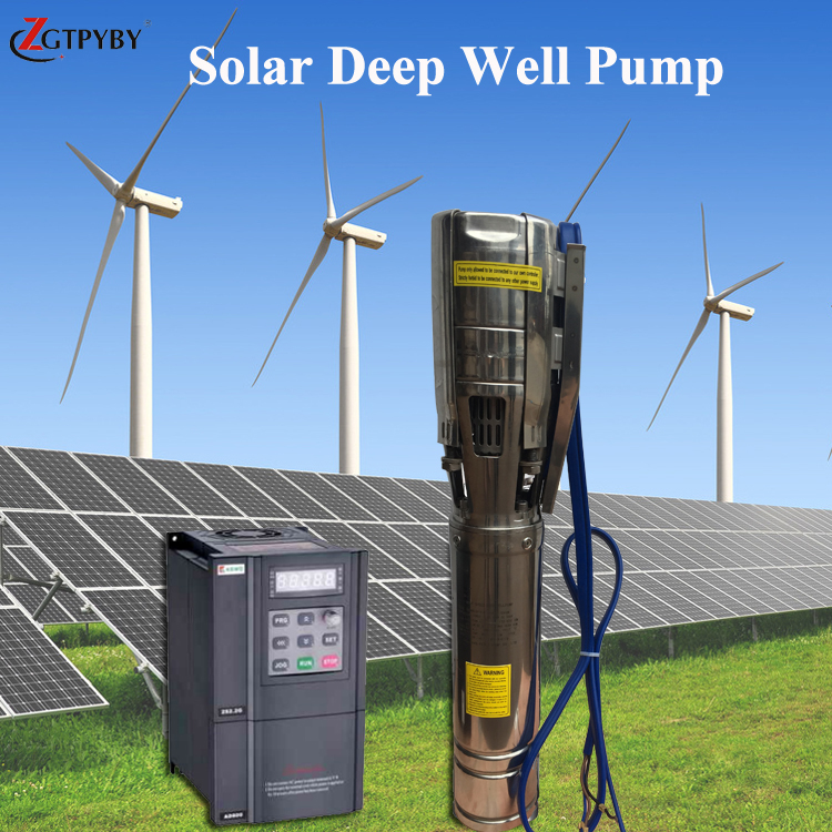 solar pump agriculture 70m3/h terminal kid for solar pump solar pump for sale in the philippines