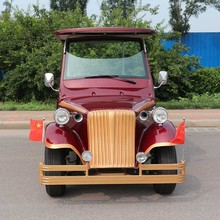 China factory small 8 seats electric retro car