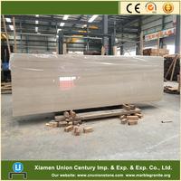 2017 Xiamen stone fair new products Croatia cream beige marble