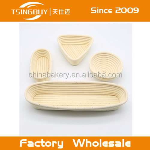 Durable beautiful rattan basket online malaysia/rattan basket for bread/rattan bread proofing basket