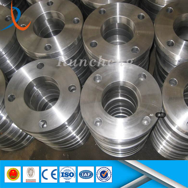 Stainless steel forged flange 304/316L / ASME B16 5 flange