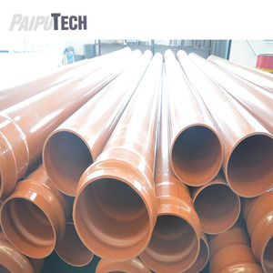 PVC/UPVC Pipe Large Diameter Electrical Conduit