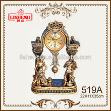 Antique table clock 519A
