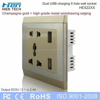 Wholesale Floor Mounted Electrical Outlets Uk Us Eu Plug Types Usb ...