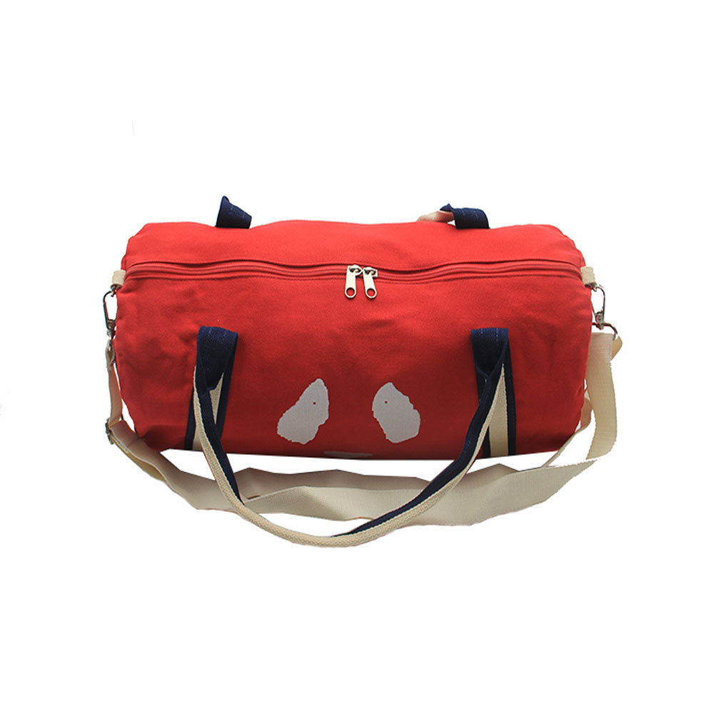 61f6f0c186f2 Cute Canvas Duffle Bags - Madly Indian