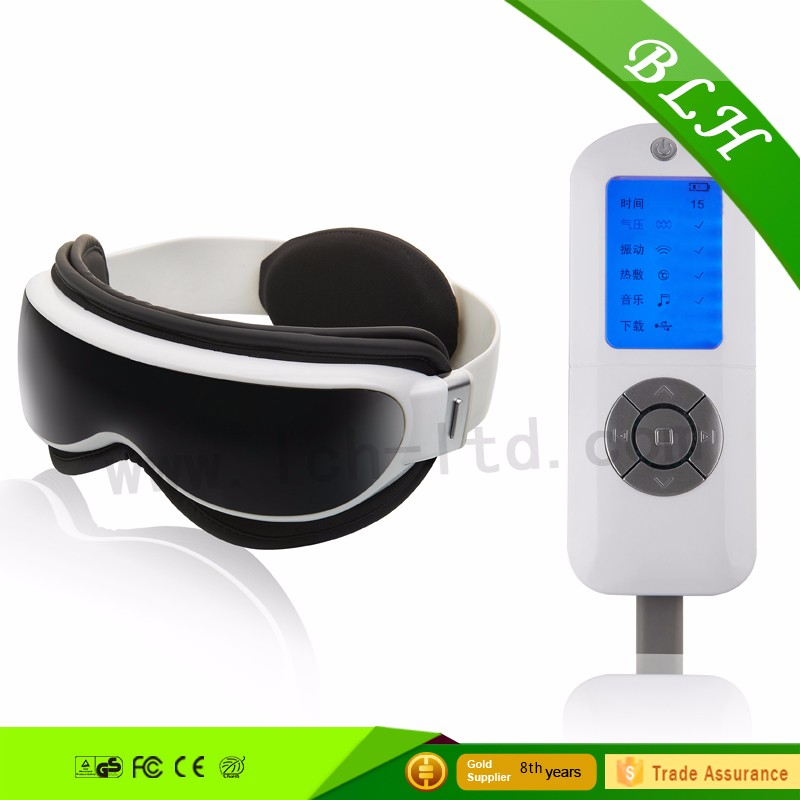 Smart Foldable Shiatsu Eye Massager
