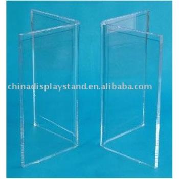 Acrylic Boomerang Dining Table Base