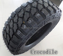lakesea suv tyre/tire crocodile 35x12.5r20,pneumatici off road 4x4 mud terrain tires 35/12.5r15