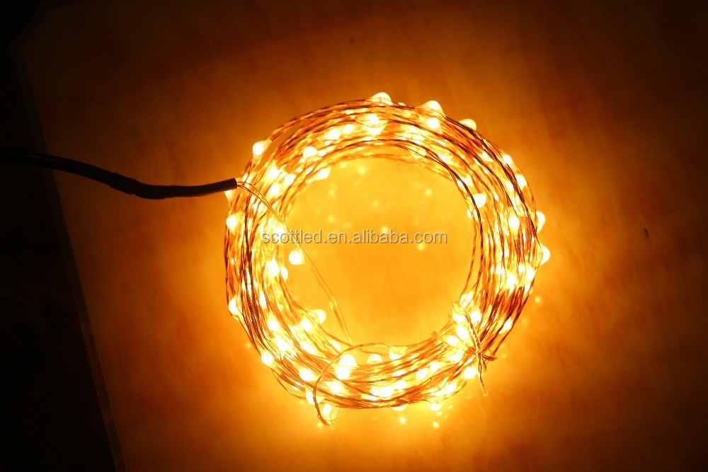 Christmas 100 LED fairy string lights factory wholesale hot new products outdoor led light