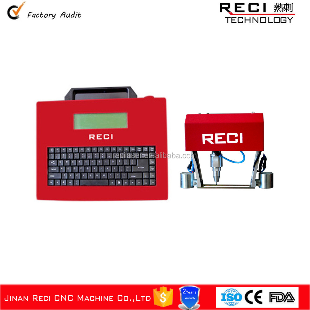 Marketing Selling Chassis number Dot Peen Marking Machine