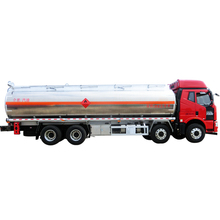 Fuel Tank Transportation Truck