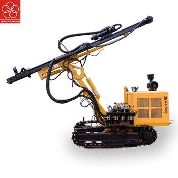 2017 HONGWUHUAN well-adapted ideal drilling rigs