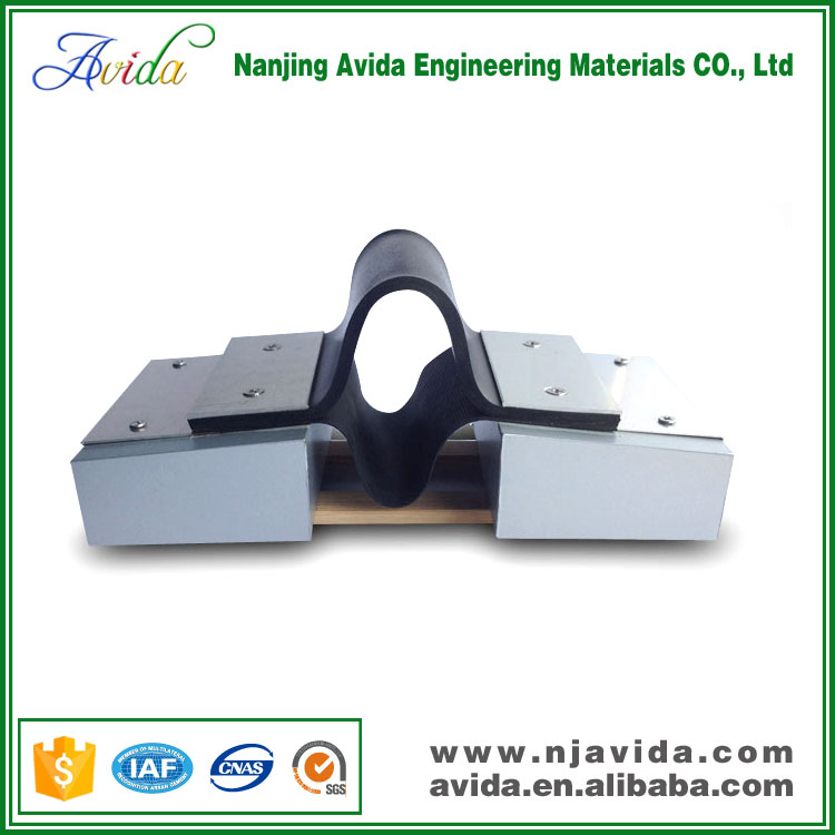 Roof design rubber expansion joints manufacturers