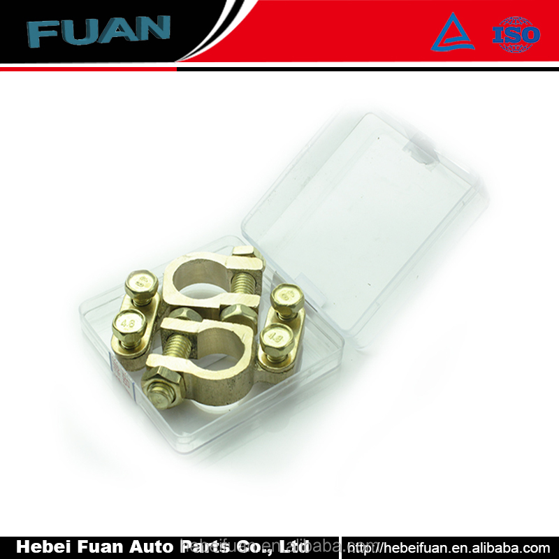 Hot seller lead brass battery terminal conversion post adapters