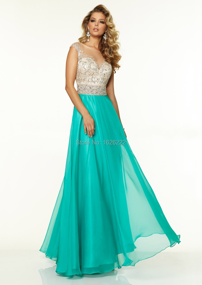 Get Quotations Free Shipping Y White Prom Dresses Turquoise Long Beaded Plus Size Tailor