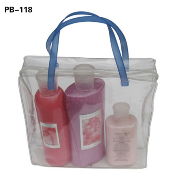 2015 kinds of custom print clear PVC ziplock cosmetic gift packing tote bags makeap case