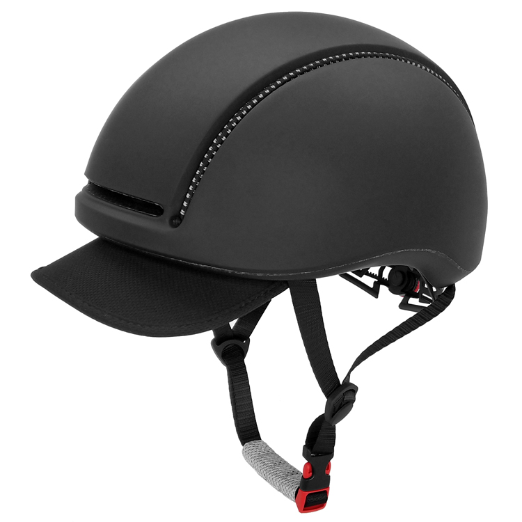 Urban-Outdoor-bike-helmet-With-Sun-Visor