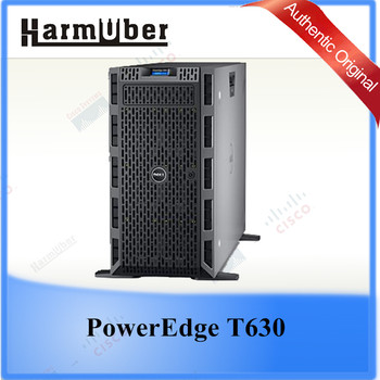 Intel Xeon Processor E5-2600 v3 Product Family, DDR4 Memory and Seven I/O Slots, PowerEdge T630 Tower Server