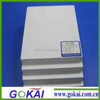 Factory supply directly expand 1560*3050mm 2mm pvc sheet for advertising