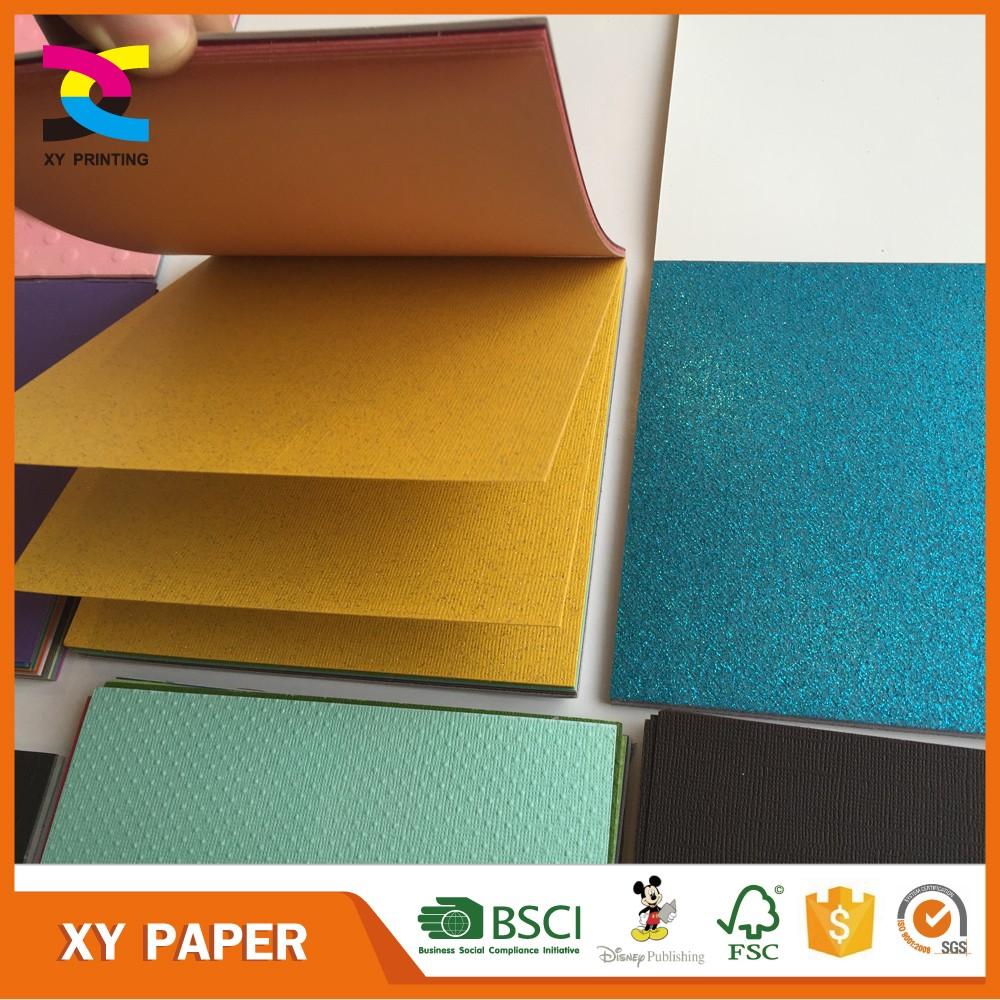 Scrapbook paper cardstock - Glitter Cardstock Paper Glitter Cardstock Paper Suppliers And Manufacturers At Alibaba Com