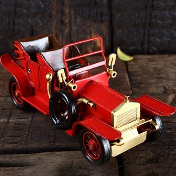 Coche A De Vendimia Viejo Artes Modelossdmc314Metal Artesanías Buy Juguetes Hierro Decoración Mano La Hechos Regalos Etiqueta Nwvm80nO