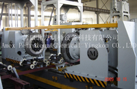 Flanging & beading Machine for Steel drum production line /Steel drum manufacturing plant or steel drum making line