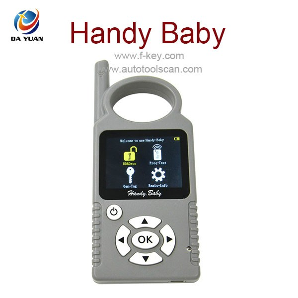 Handy Baby Car Key Copy Programmer for 4C 4D 46 48 like T300 auto Key copying Programmer AKP101