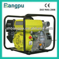 Agricultural 5hp gasoline engine water pump