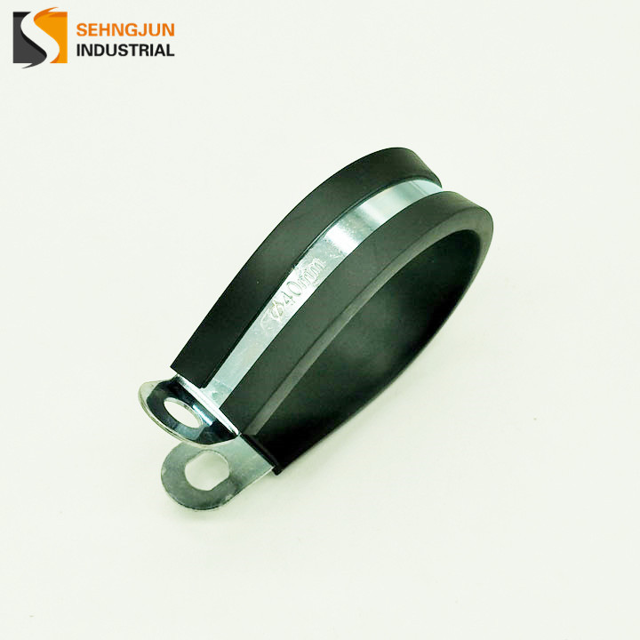 metal pipe rubber hose clamp with reasonable price