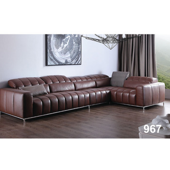 Superbe Modern Big Size Latest Design Sofa Set 7 Seater Sofa Set Living Room  Leather Latest Sofa