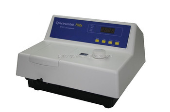 Factory Direct Sell Uv Visible Spectrophotometer 752s