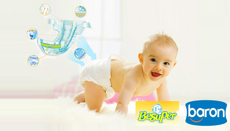 Baby Diapers Stock Lot Wholesale Elastic Material Disposable bamboo adult diapers Nappies