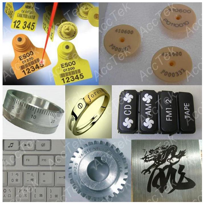 portable Fiber laser marking machine marking engraving on stainless steel metal & non-metal wood plastic for sale.jpg