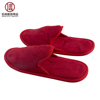 Disposable Hotel Bedroom Fabric Cloth Indoor Slippers Hotel Products