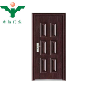 cheap price steel glass door Best sales photos steel door design