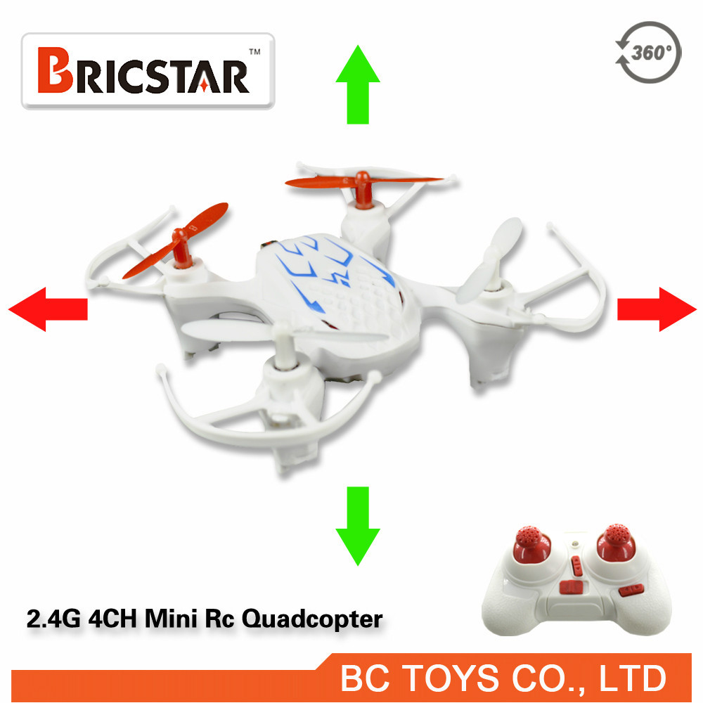 Nuevos juguetes de mini drone nano CX10 quad cx-10 Quadcopter rc min con luces LED y giroscopio.